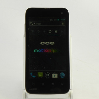 Cce Motion Plus Sk402 Dual Chip Android Câmera 5mp Preto