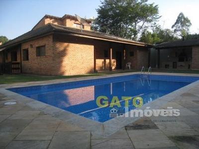 Casa Em Condomínio Para Venda Em Cajamar, Scorpios, 4 Dormitórios, 4 Suítes, 5 Banheiros, 5 Vagas - 18533