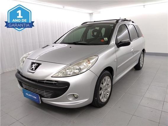 Peugeot 207 1.6 Sw Xs 16v Flex 4p Automático
