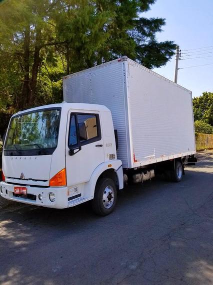 Caminhão Agrale 9200 Com Baú - 2010/2011 (perfeito Estado)
