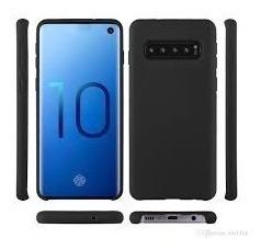 Funda Samsung S10 Silicone Cover S10