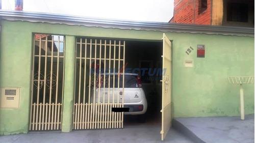Casa À Venda Em Parque Residencial Vila União - Ca234803
