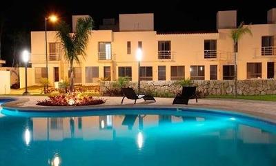 Oportunidad Hermosa Casa En Playa Del Carmen