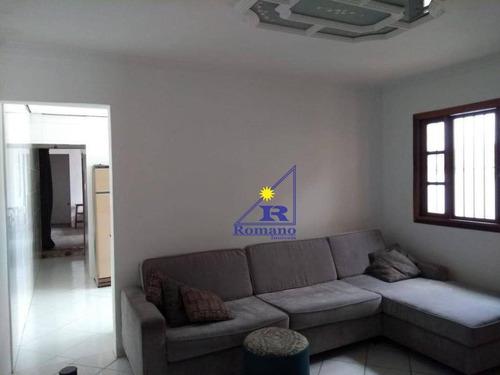 Casa Com 2 Dormitórios À Venda, 136 M² Por R$ 580.000,00 - Tatuapé - São Paulo/sp - Ca0468