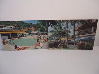Cartão Postal - Hotel Ilhabela (são Paulo) 2 Cartões