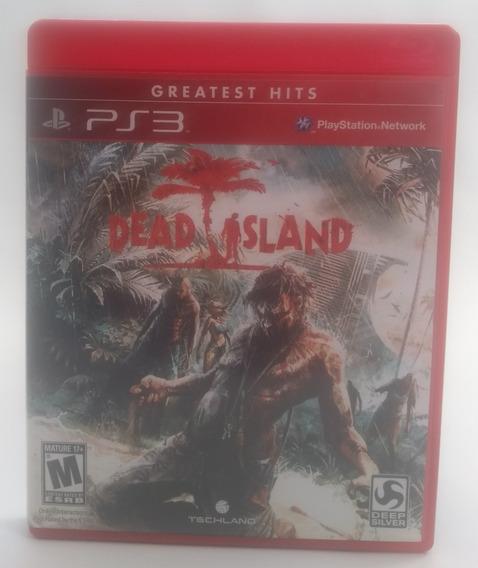 Jogo Dead Island Greatest Hits Ps3 Midia Fisica
