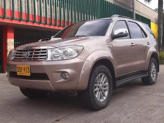 Toyota Fortuner Fortuner 2009