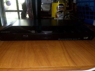 Reproductor Blue-ray Sony Bdp-s1100