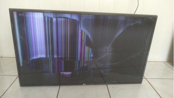Tv Lg 43 Polegadas Com Tela Trincada
