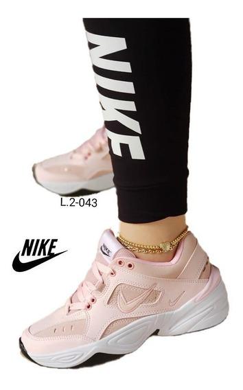 Tenis Zapatilla Nike Air Nuevo Estilo Modelo Dama