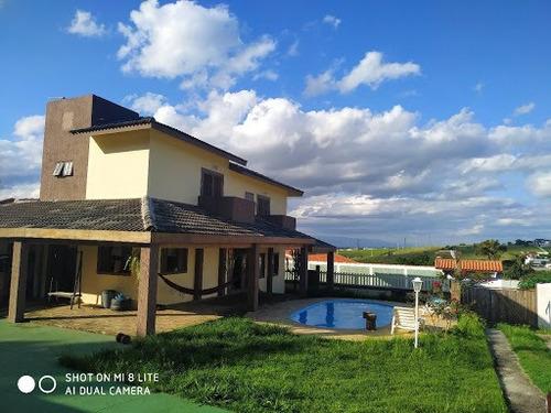 Imagem 1 de 7 de Linda Chácara Em Caçapava, Próximo A Via Dutra - Ch0023