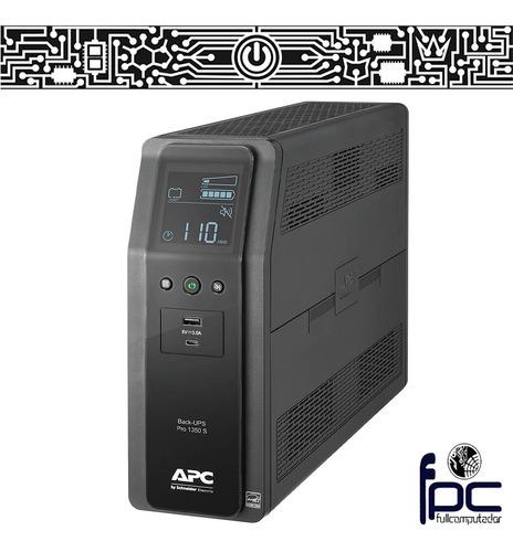 Fpc Apc Back Ups Pro Br1350m2-lm 1350va 10 Tomas De Salida