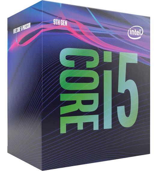 Processador Intel Core Sk1151 I5-9400 4.2ghz 6mb Imp