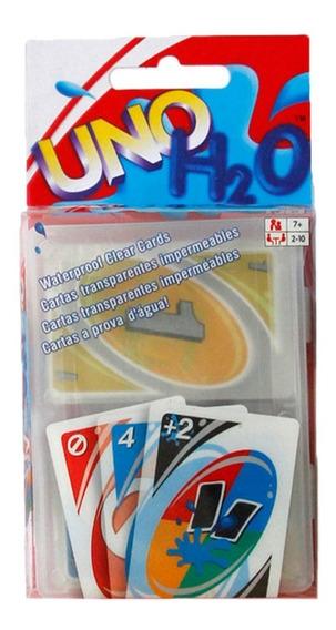 Kit De Cartas Uno H2o Juegos De Mesa