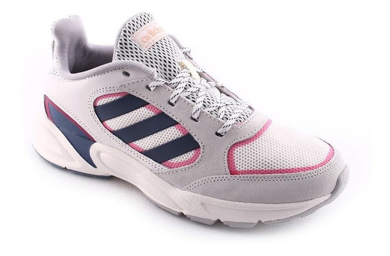 Zapatillas adidas 90s Valasion Blanco/nud/azu Mujer Rcmdr
