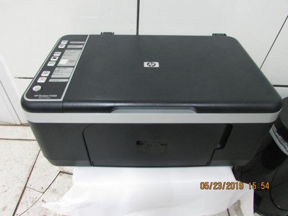 Impressora Multifuncional Hp Deskjet F-4180 Usada_semi-nova