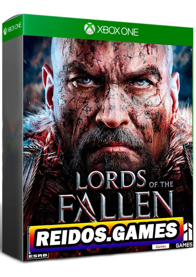 Lords Of The Fallen Midia Digital Xbox One