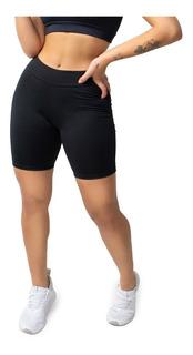 Kit 2 Short Curto Suplex Feminino Fitness Academia Moda