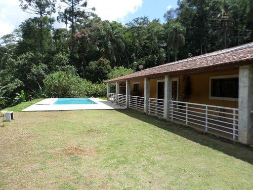 Chácara Residencial Para Venda E Locação, Penhinha, Arujá - Ch0002. - Ch0002