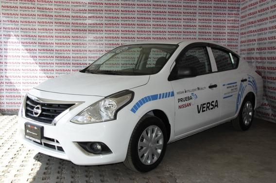 Nissan Versa Drive Tm 2019