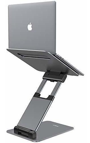 Imagen 1 de 7 de Soporte Para Laptop Nulaxy, Convertidor Ergonomico De Soport
