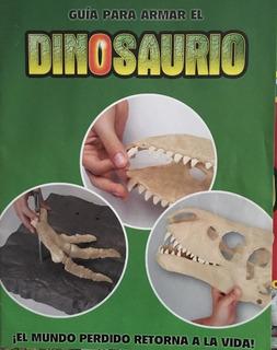 Colección Dinosaurio Para Armar. Consultar Por Números