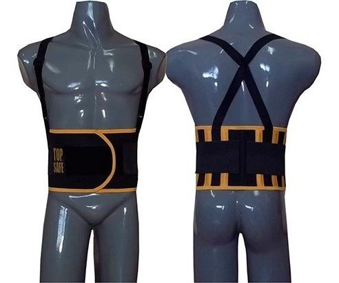 Faja Lumbar Protector 6 Ballenas Talle Xxxl Ind Arg