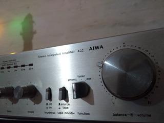 Aiwa Amplificador Estereo