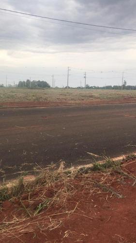 Imagem 1 de 2 de Terreno À Venda, 250 M² Por R$ 126.402,00 - Loteamento Vila Maria - Foz Do Iguaçu/pr - Te0369