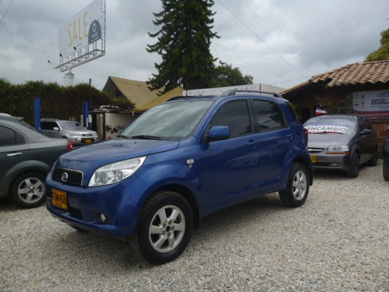 Daihatsu Terios 2007 Full Mt Explora Retrov Abs Airbag