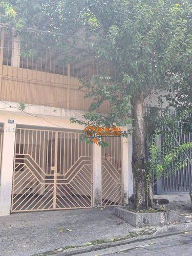 Sobrado Com 2 Dormitórios À Venda, 128 M² Por R$ 470.000,00 - Jardim Rosa De Franca - Guarulhos/sp - So0751