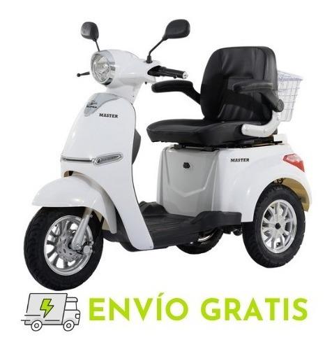Triciclo Eléctrico Master Golf Litio / Eco Alsina