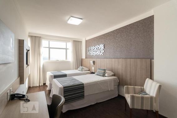 Apartamento No 3º Andar Mobiliado Com 1 Dormitório - Id: 892971682 - 271682