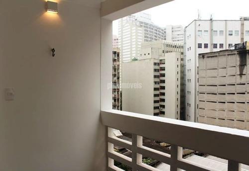 Apartamento Para Venda No Bairro Consolação Em São Paulo - Cod: Pj54047 - Pj54047