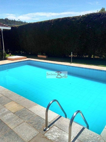 Casa Com 3 Dormitórios À Venda, 230 M² Por R$ 550.000,00 - Condomínio Paineiras - Itatiba/sp - Ca1362