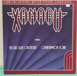 Xanadu Olivia Newton Electric Light Orchestra Con Insert Lp