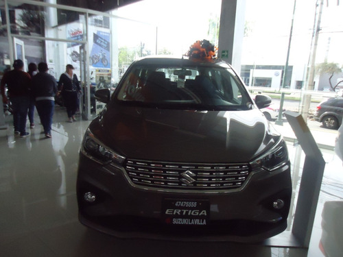 Suzuki Ertiga Glx Cvt 2020