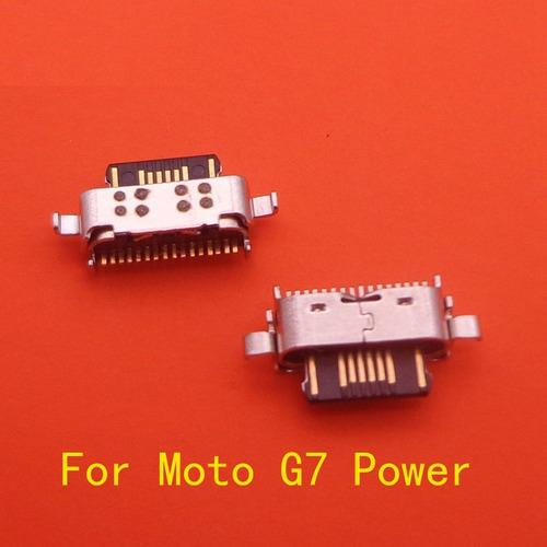 Puerto Sistema Carga Usb Samsung Motorola G7 Power