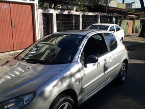 Peugeot 206 1.4 Moonlight Flex 3p 2008