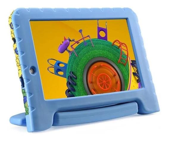 Tablet Multilaser Infantil Discovery Kids 7´ 12x Sem Juros