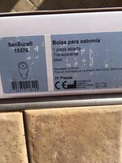 Bolsas De Colostomía 15570 ( 6 Cajas )