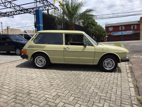 Volkswagen Brasilia 1980