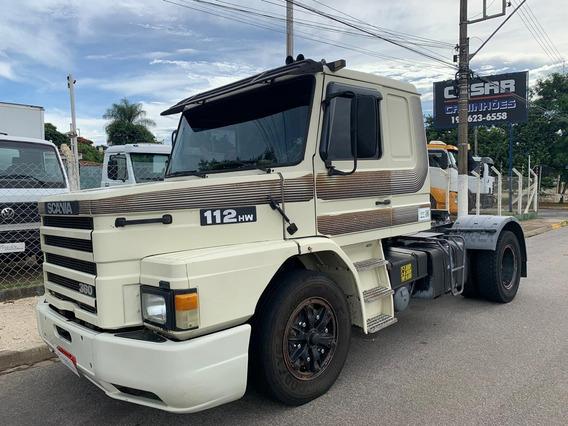 Scania 112 Hw 360 1991 Toco