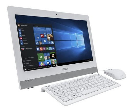 Computador Acer Aspire 4gb Ram Intel