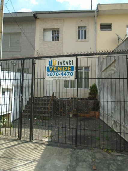 Sobrado Com 2 Dormitórios À Venda, 100 M² Por R$ 550.000,00 - Vila Deodoro - São Paulo/sp - So0516