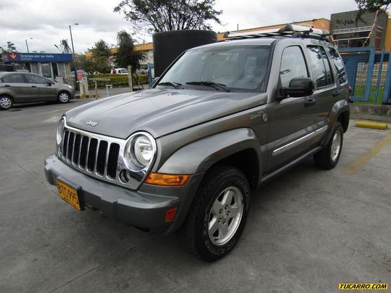 Jeep Cherokee Limited Liberty