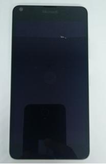 1° Microsoft Lumia 640 Lte Branco Com Defeito Sem Garantia