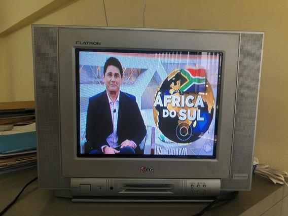 Tv LG Tela Plana Flatron Stereo 15 Polegadas