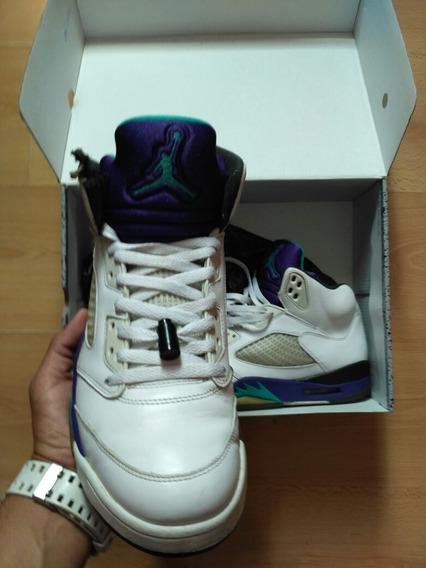Jordan 5 Grape 2013 7 Mx.