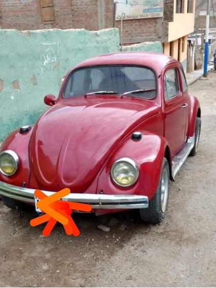 Volkswagen Escarabajo 74